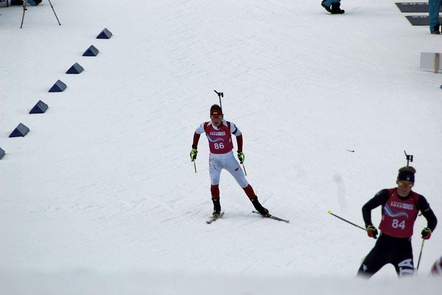 Wisła: Trzeci złoty medal dla Konrada Badacza!