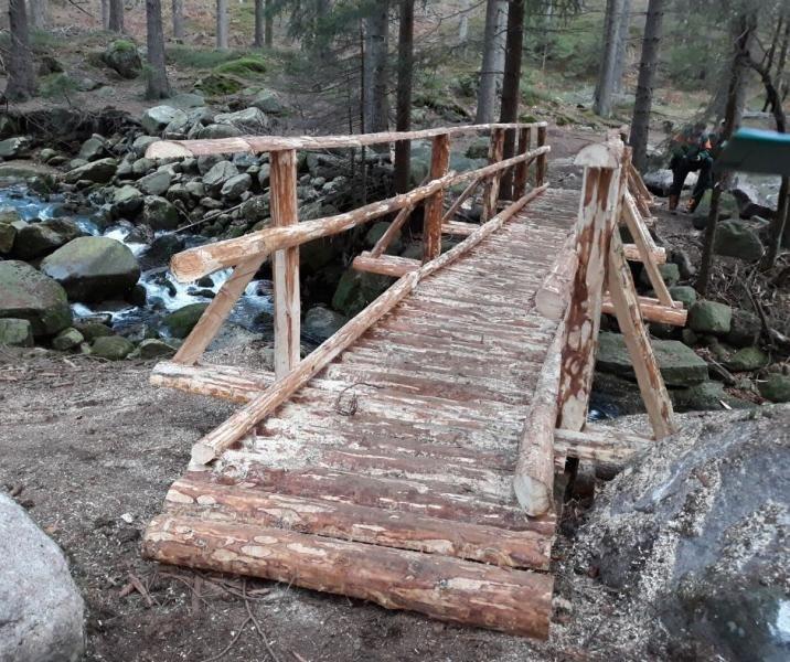 Szklarska Poręba: Nadleśnictwo remontuje szlaki