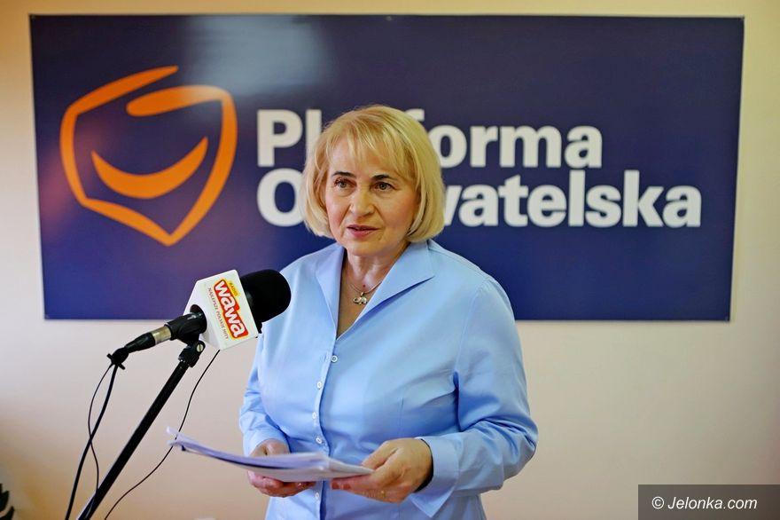 Jelenia Góra: Posłanka Czernow o budżecie państwa