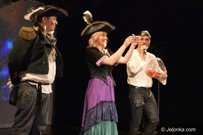 Jelenia Góra: Poranek z piratami