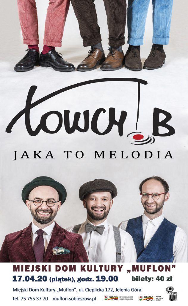 """Jelenia Góra: Łowcy.B  w MDK """"Muflon"""""""