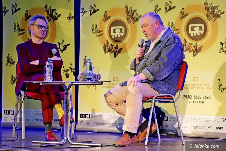 Jelenia Góra: Majewski na festiwalu Zoom Zbliżenia