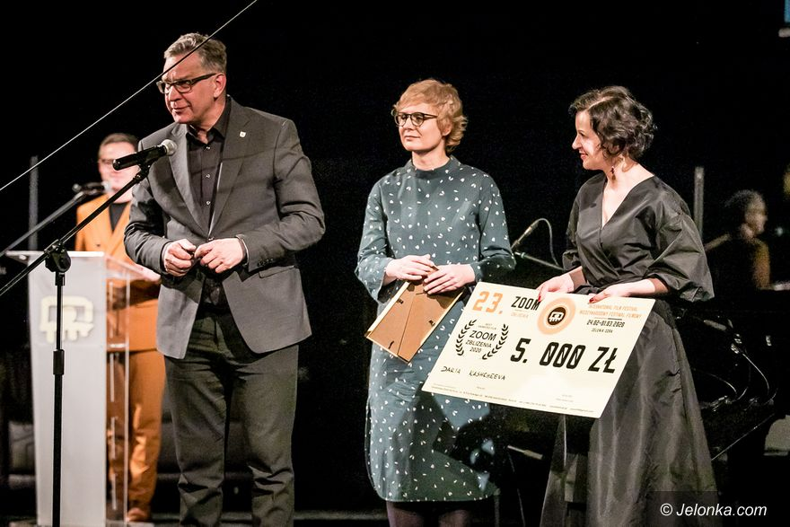 Jelenia Góra: Laureaci Zoom Festiwalu