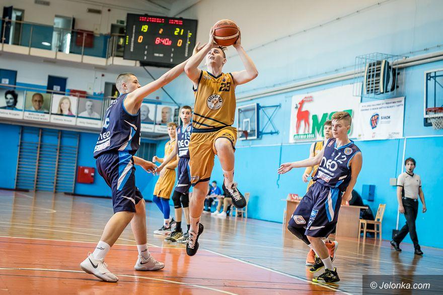Jelenia Góra: Przerwany mecz koszykówki