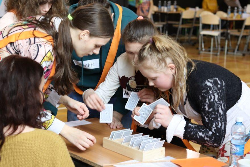 Jelenia Góra: Integracyjny Konkurs Tabliczki Mnożenia