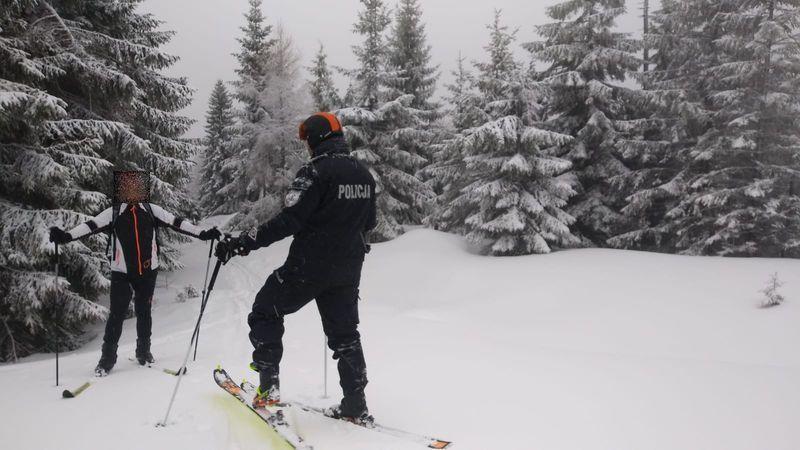 Region: Patrol na nartach