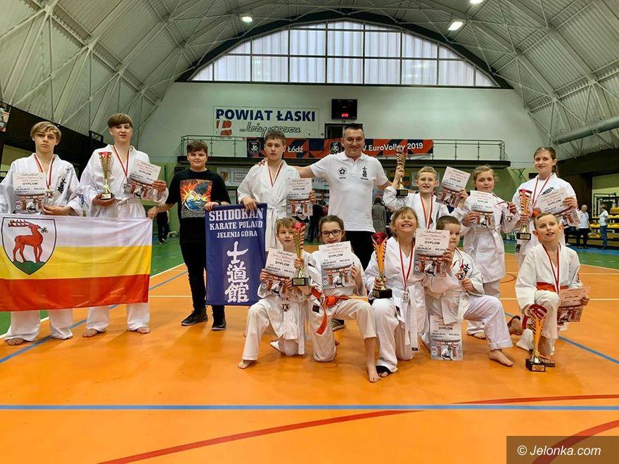 Łask: Tuzin medali fighterów