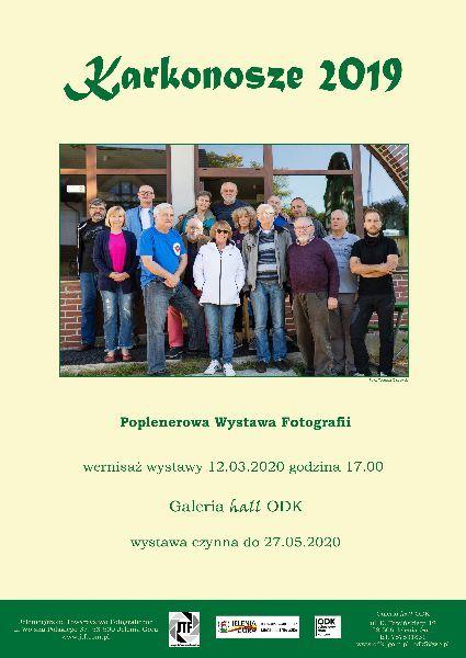 """Jelenia Góra: Wystawa fotografii """"Karkonosze 2019"""" w ODK"""