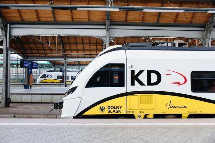 Region: Środki ostrożności w pociągach