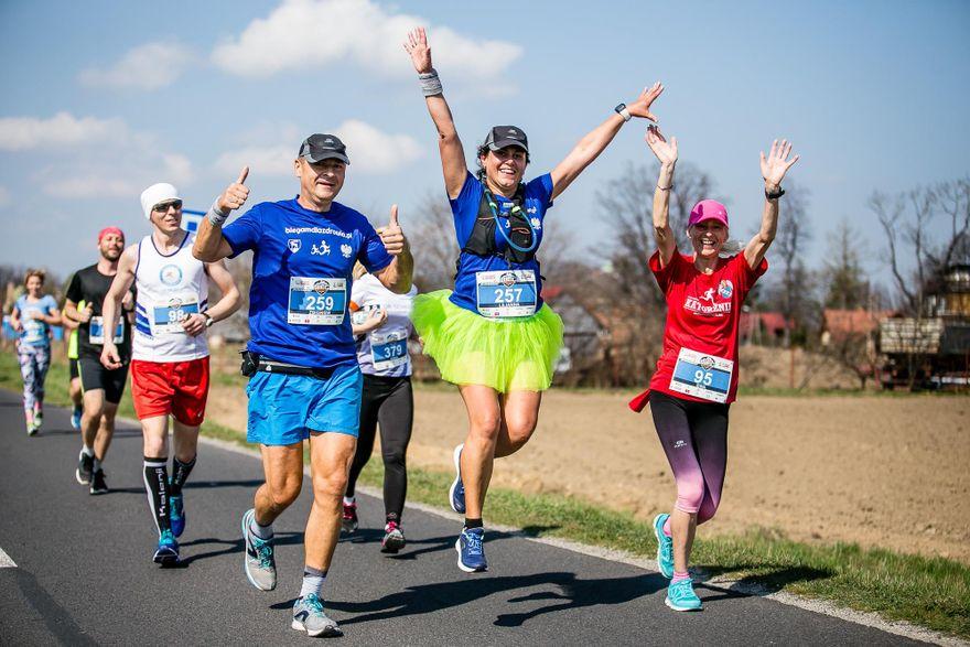 Jelenia Góra: Półmaraton został przełożony na jesień