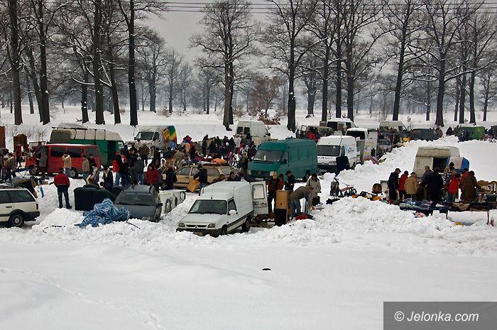 Jelenia Góra: Cieplicka giełda zamknięta