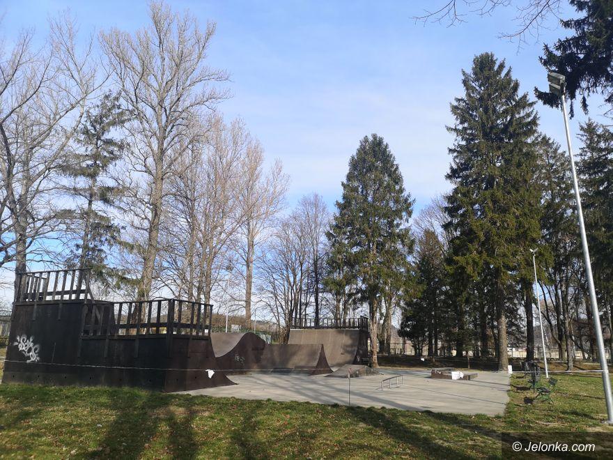 Jelenia Góra: Skatepark do remontu