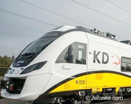 Region: Strefy wydzielone w pociągach Kolei Dolnośląskich