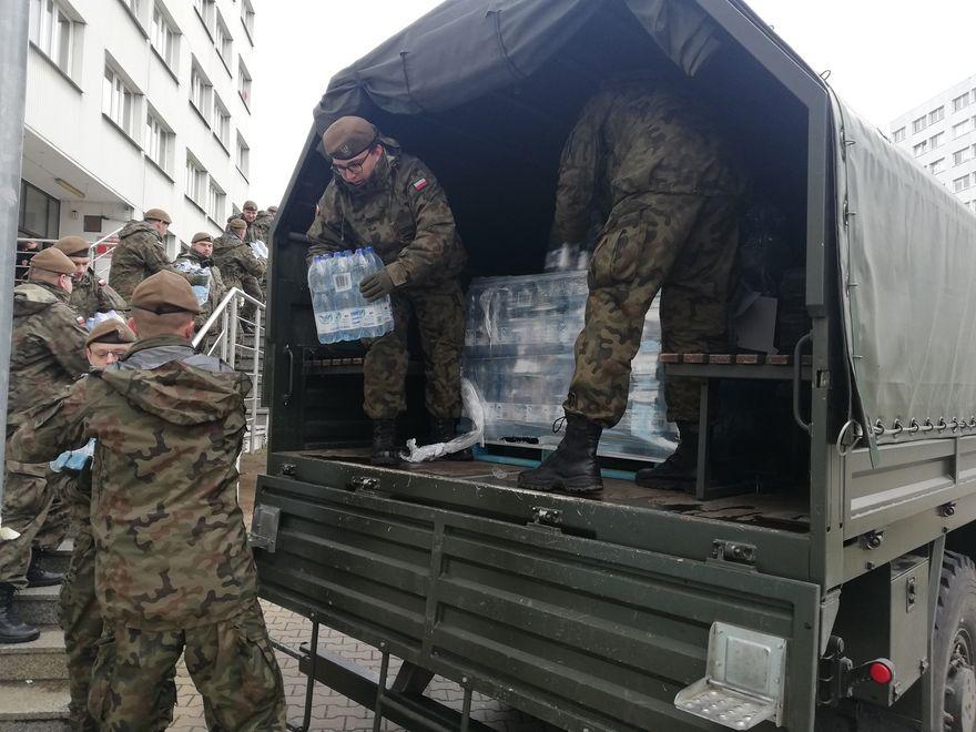 Region: Terytorialsi pomagają