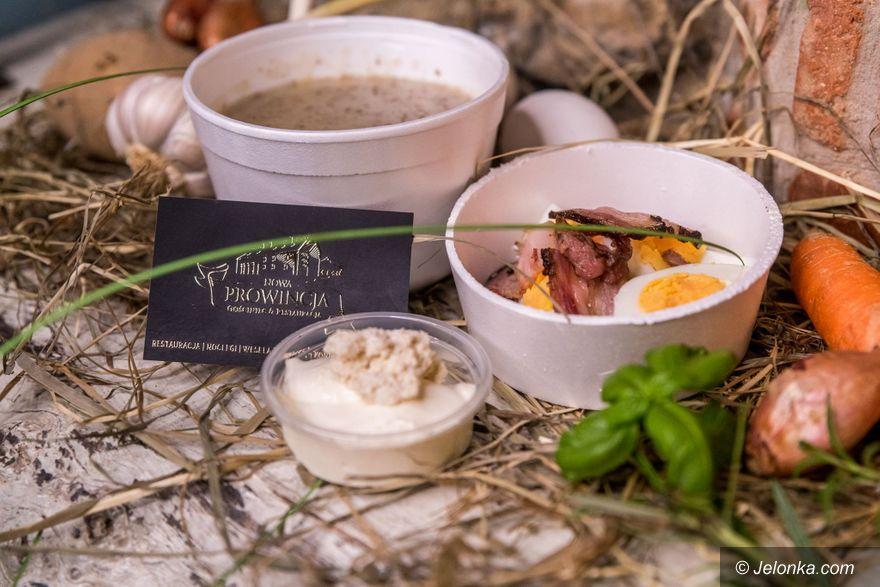 Jelenia Góra: Smaki Nowej Prowincji z dostawą do domu!