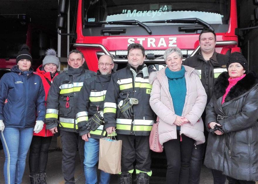 Szklarska Poręba: Radni pomagają strażakom