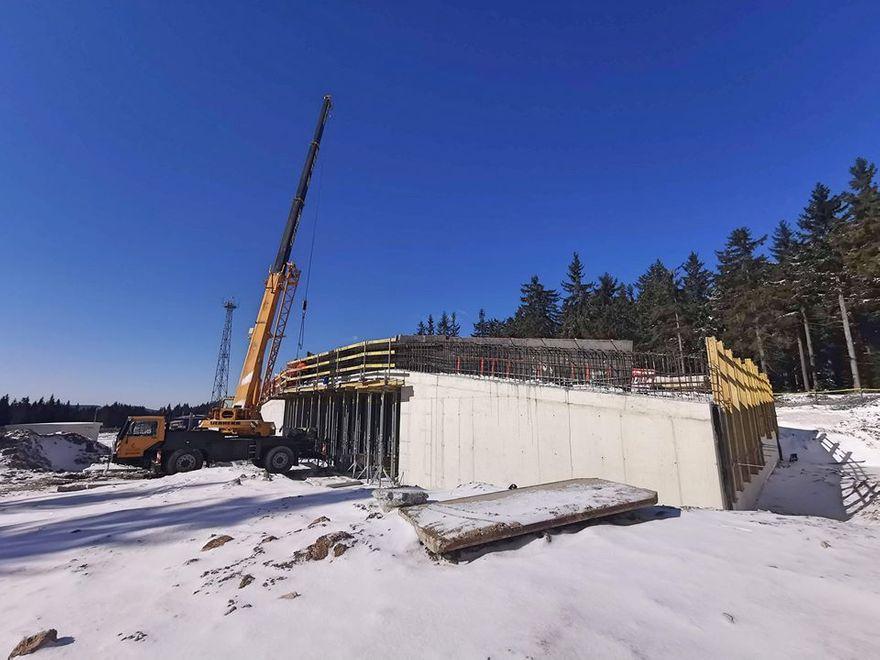 Szklarska Poręba: Na jakim etapie budowa na Polanie Jakuszyckiej?