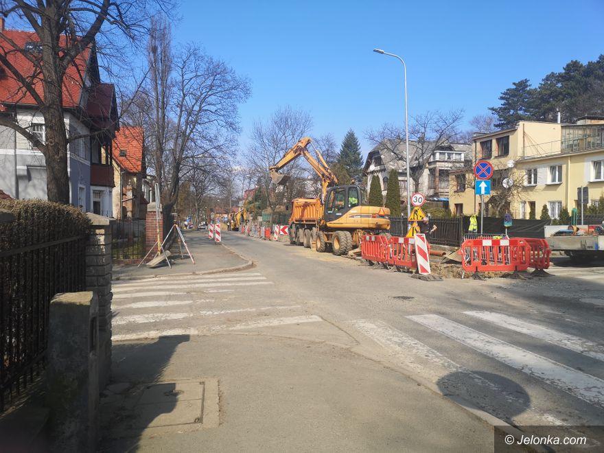 Jelenia Góra: Inwestycja Wodnika na ulicy Mickiewicza i Głowackiego