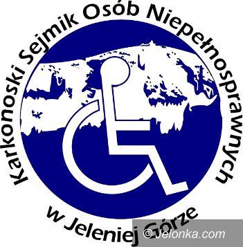 Jelenia Góra: Komunikat Karkonoskiego Sejmiku Osób Niepełnosprawnych