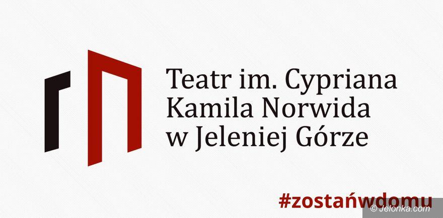 Jelenia Góra: Teatr w domu – JESTEM NA TAK ! – #zostańwdomu