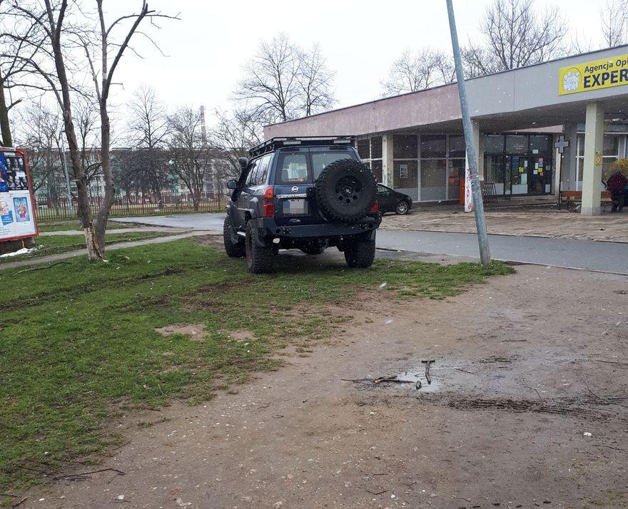 Jelenia Góra: Z parkowaniem na bakier