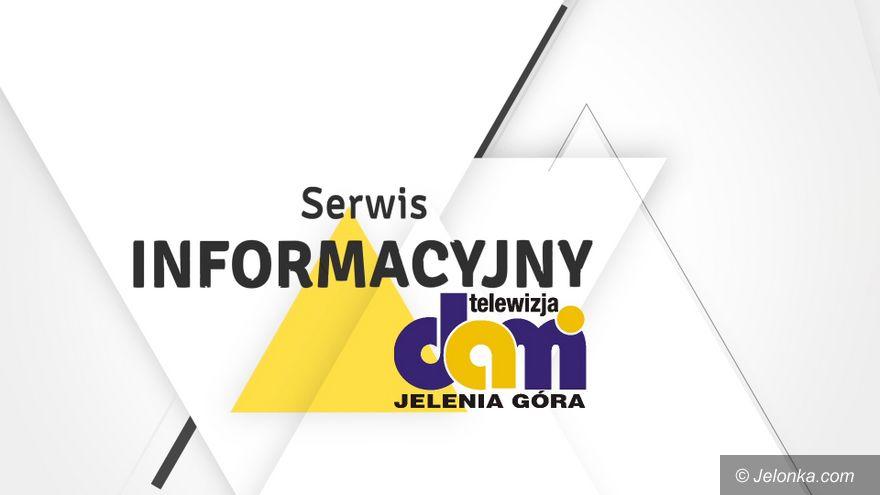 Jelenia Góra: 2.04.2020 Serwis Informacyjny TV Dami Jelenia Góra