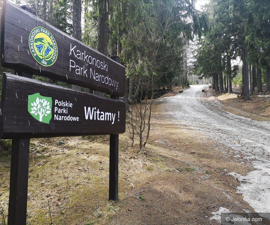 Region: Parki narodowe zamknięte!