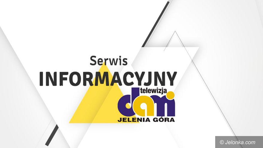 Jelenia Góra: 08.04.2020 r. Serwis Informacyjny TV Dami Jelenia Góra