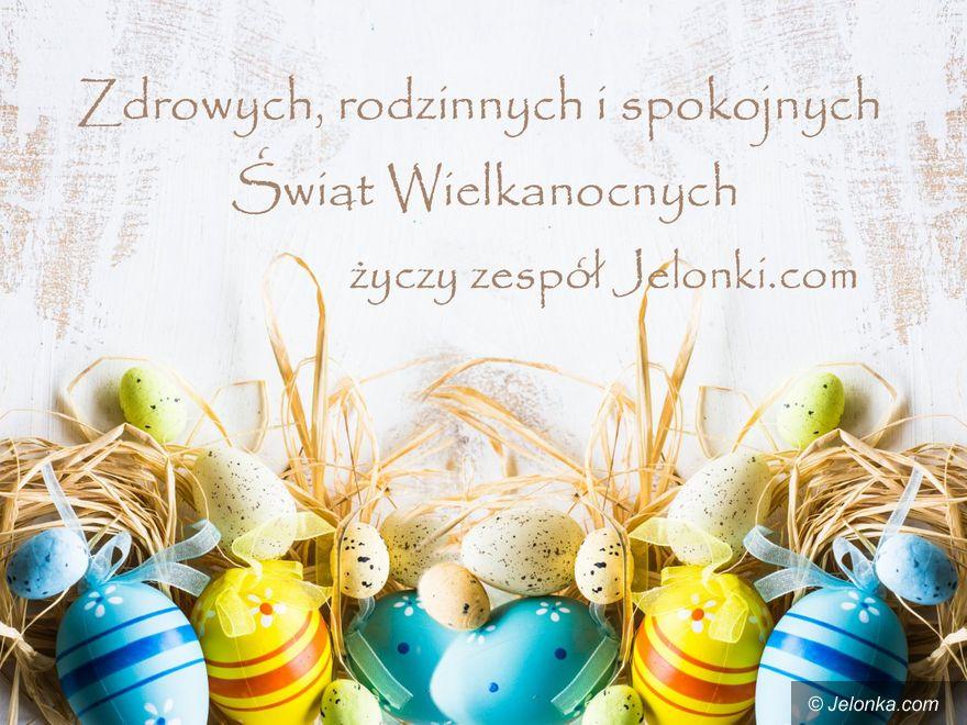 Jelenia Góra: Zdrowych, spokojnych Świąt Wielkanocnych