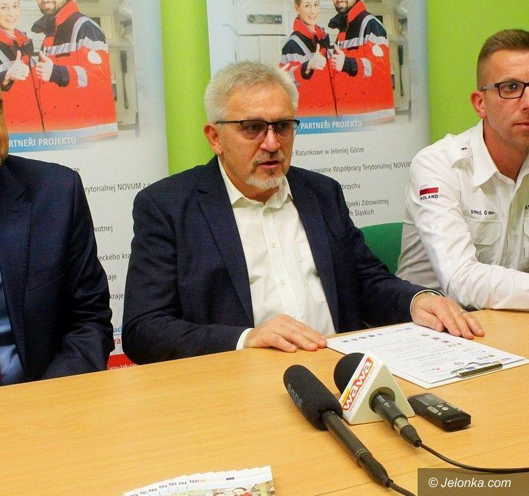 Jelenia Góra: Nikolaj Lambrinow przejął stery w szpitalu