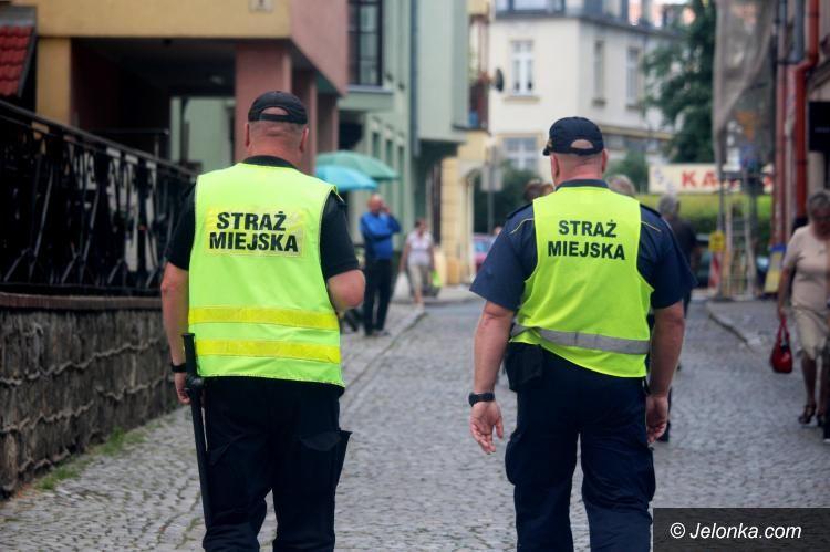 Jelenia Góra: Zakłócała porządek publiczny