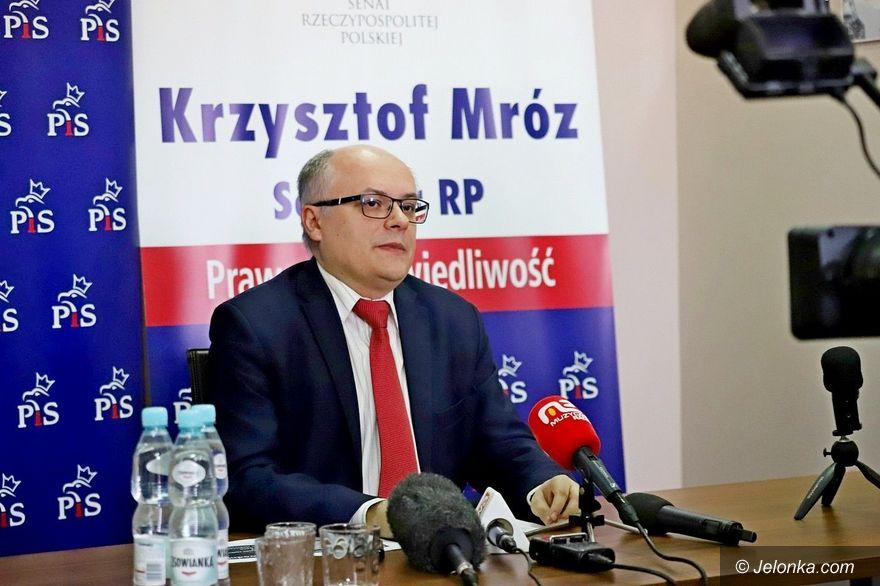 """Polska: Senator o nowelizacji """"tarczy antykryzysowej"""""""