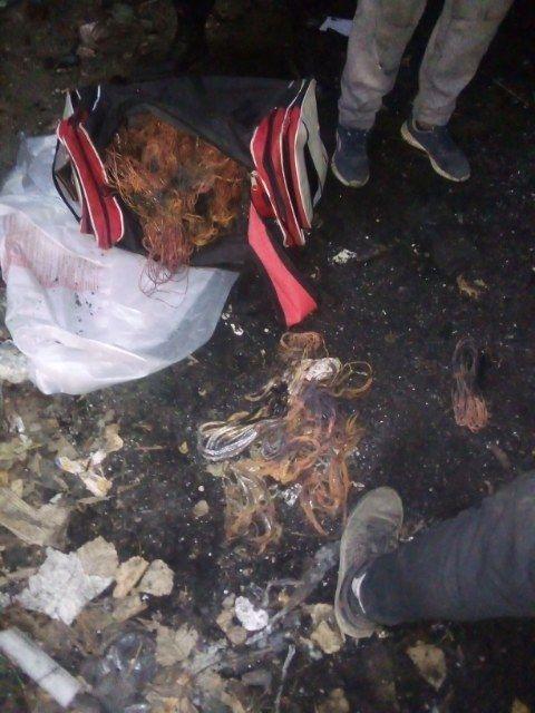 Jelenia Góra: Mężczyźni ukarani za spalanie odpadów