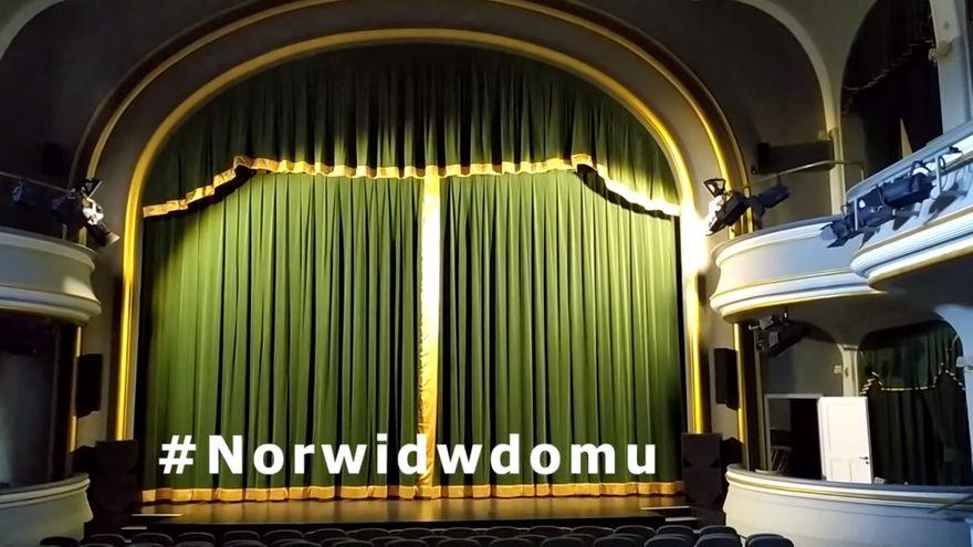 Polska: #NorwidwDomu – poezja