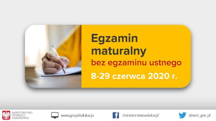 Polska: Jest decyzja rządu w sprawie egzaminów