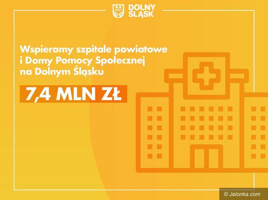 Jelenia Góra: Wsparcie dla DPS