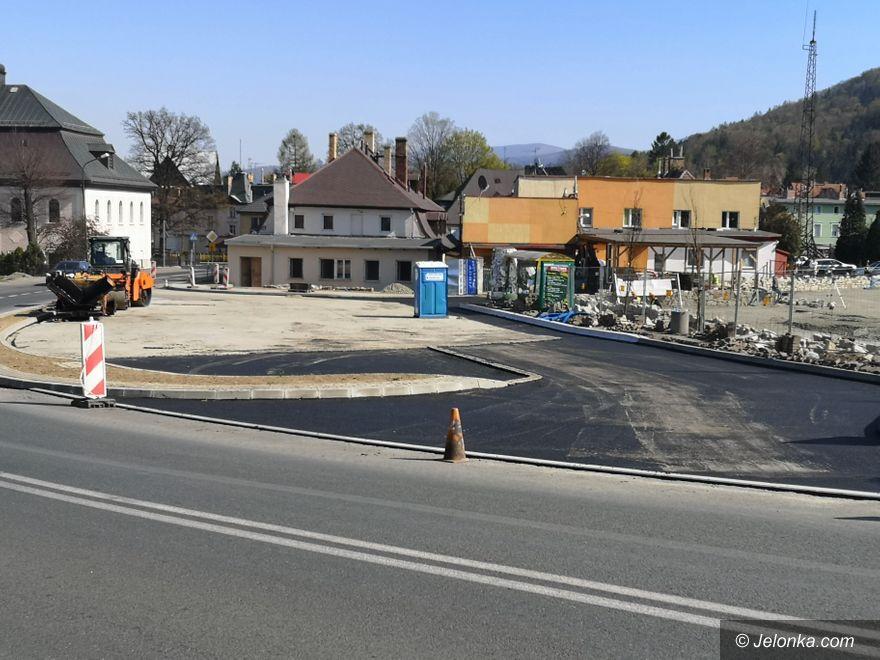 Jelenia Góra: Węzeł przesiadkowy niemal gotowy