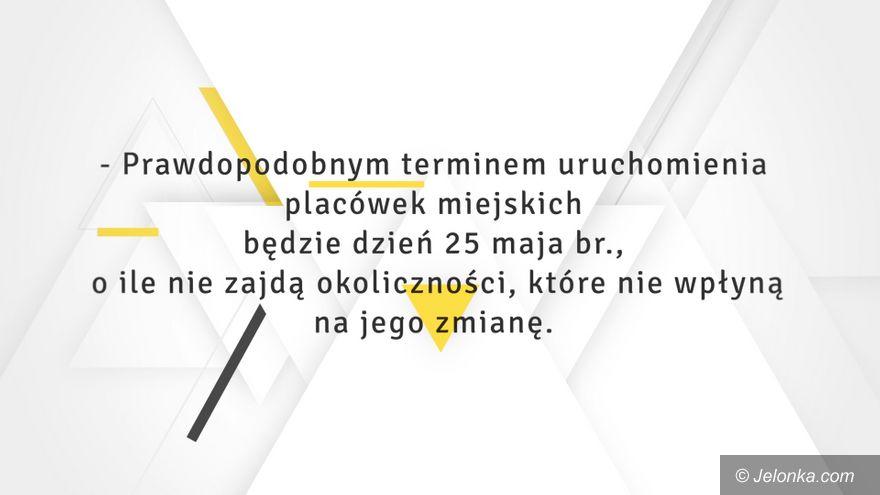 Jelenia Góra: Kiedy w mieście otworzą żłobek i przedszkola?
