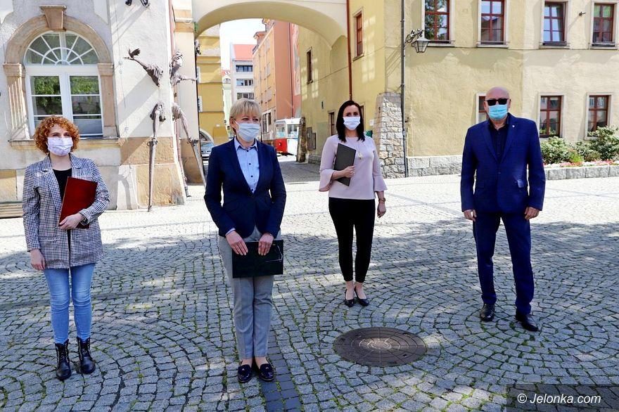 Jelenia Góra: Radni KO przekazują dietę