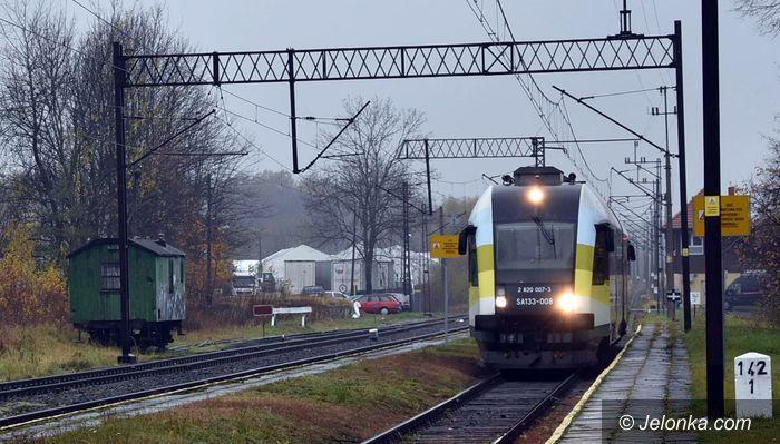 Region: W regionie coraz więcej pociągów