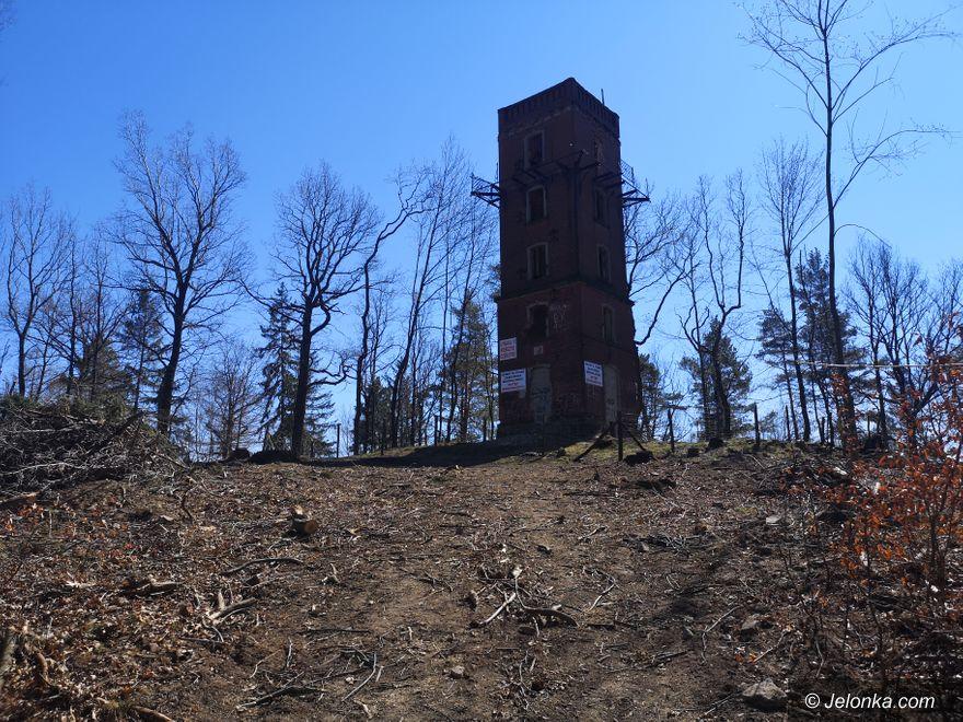 Jelenia Góra: Wieża na Sołtysiej Górze zostanie odnowiona