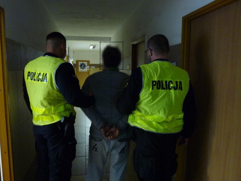 Jelenia Góra: Uciekinier zatrzymany