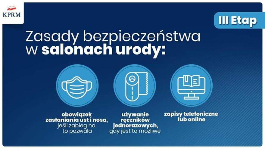 Polska: Od poniedziałku do restauracji, fryzjera i nie tylko...