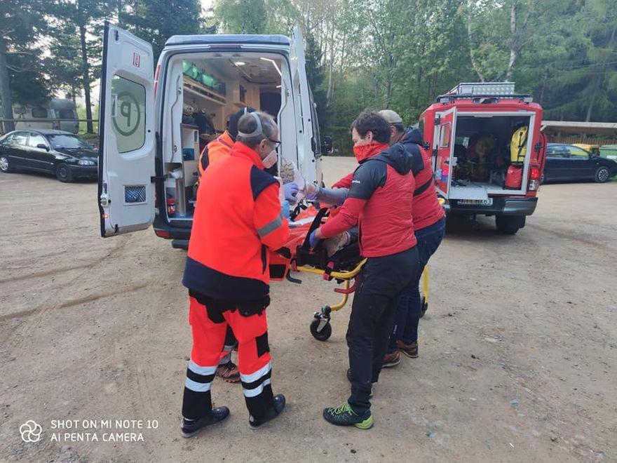 Region: Akcja ratunkowa w Wieściszowicach