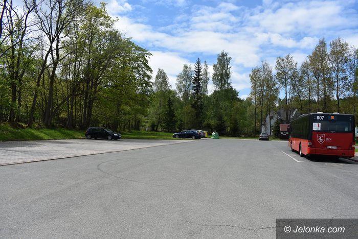 Jelenia Góra: Pętla, czy parking?