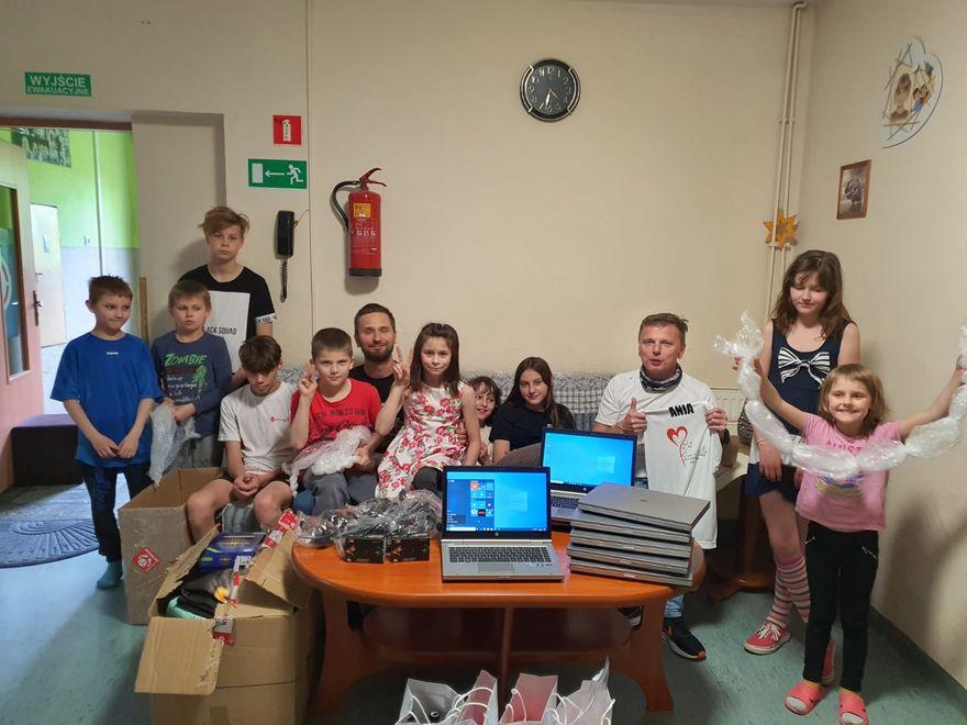 Region: Moja Fundacja wspiera domy dziecka