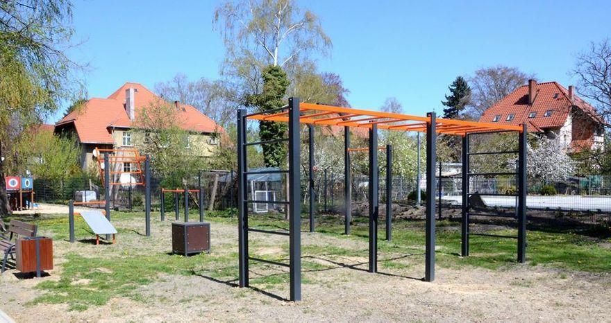 Mirsk: Otwarcie placu zabaw w Mirsku