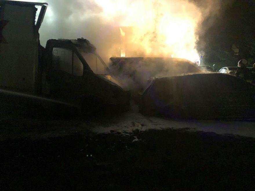 Jelenia Góra: Policyjne śledztwo w sprawie podpalenia