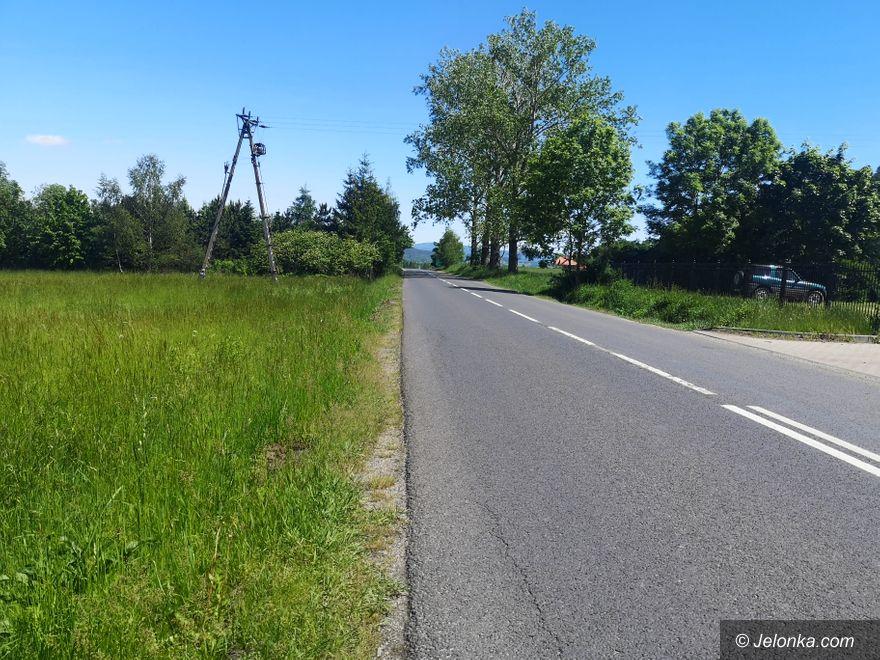 Jelenia Góra: Czas na chodnik do TCTA