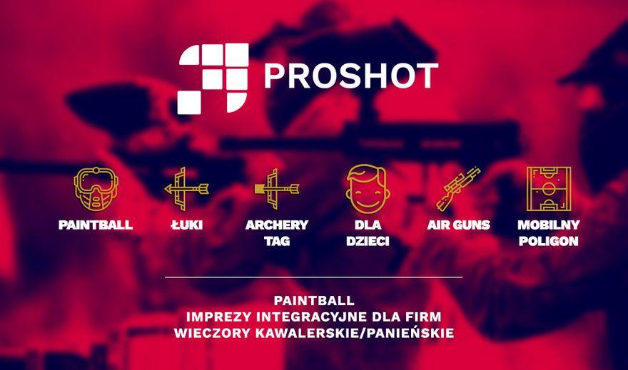 Polska: Wracamy do gry! Czerwiec dodatków w Proshot Paintball